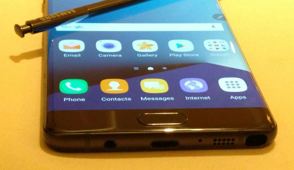 Top 5 Galaxy Note 7 alternatives