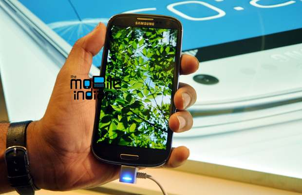 Samsung adds more colour to Galaxy SIII range
