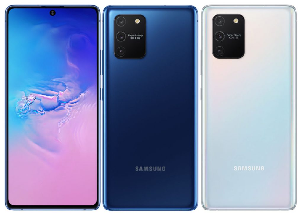 Samsung now rolling out One UI 2.1 update for Galaxy S10 Lite in India