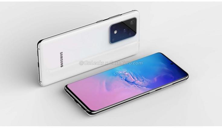 Samsung Galaxy S20, Galaxy S20+ and Galaxy S20 Ultra camera sensors leaked