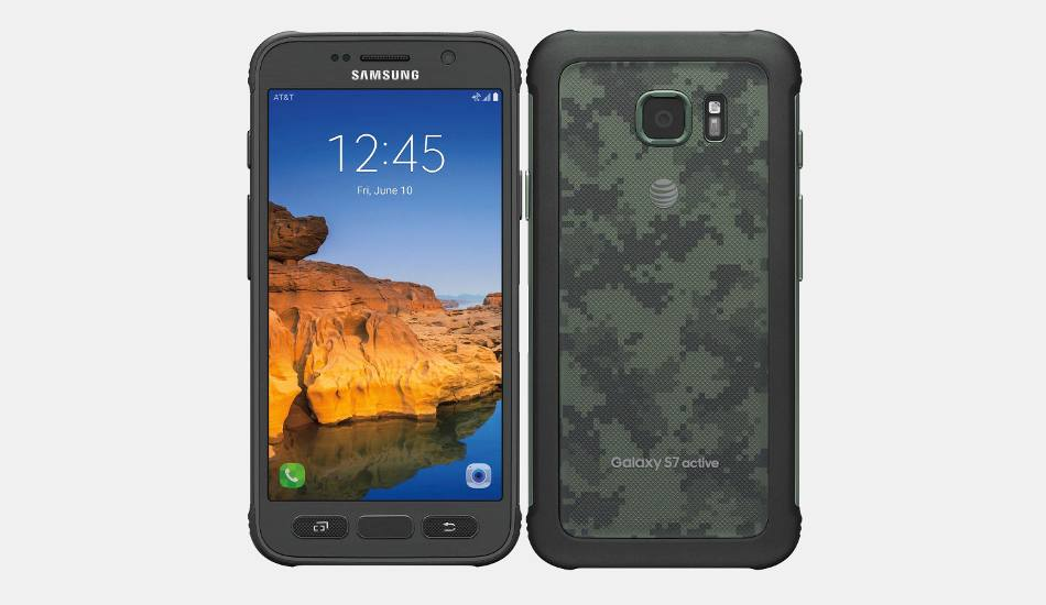 Samsung Galaxy S7 Active spotted with Android 7.0 Nougat