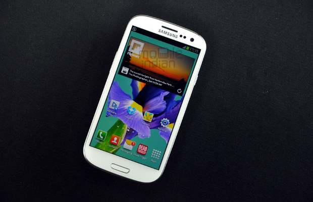 Mobile review: Samsung Galaxy SIII