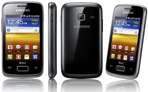 MTS offering Samsung Galaxy Y CDMA for Rs 7,500