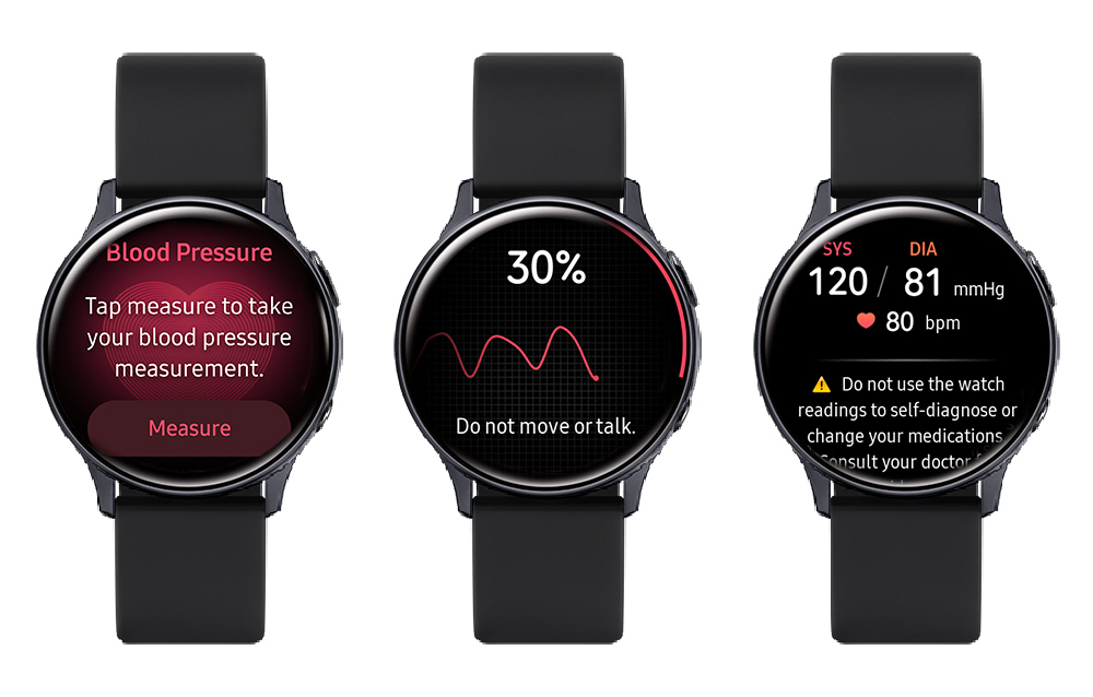 Samsung expands ECG and blood pressure tracking to Galaxy Watch 3 and Galaxy Watch Active 2 in 31 more countries