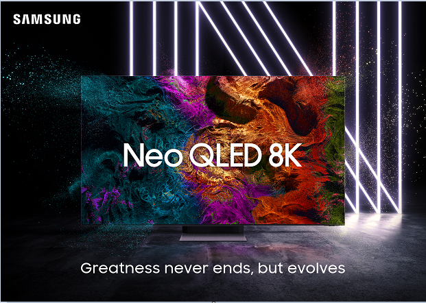 Samsung launches 4K and 8K neo QLED TV in India starting at Rs 99,990