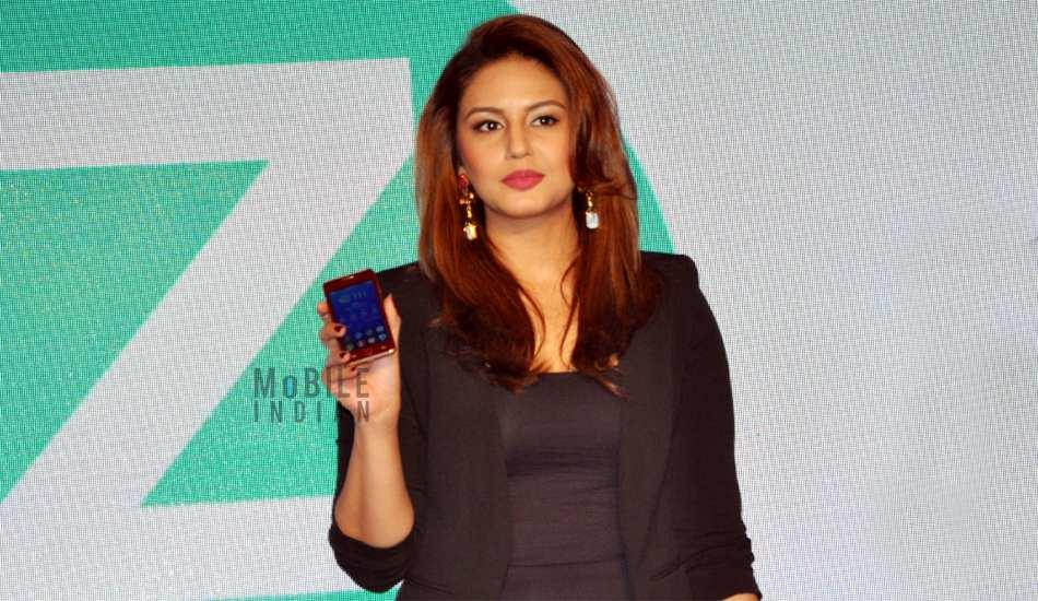 Samsung Z1 Tizen Smartphone in pics