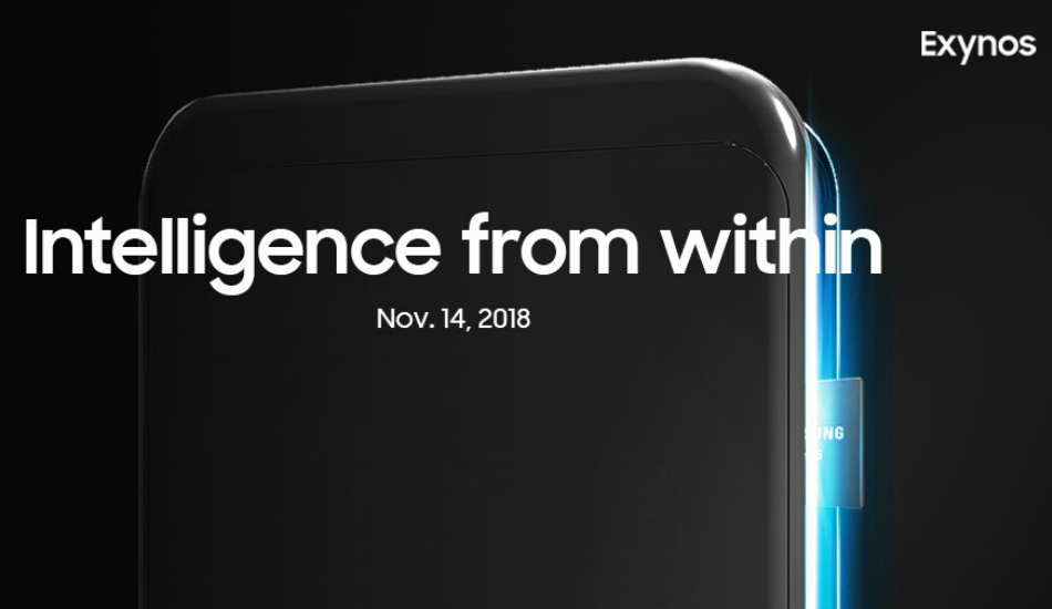 Samsung to debut a new Exynos chipset on November 14, will possibly power Galaxy S10