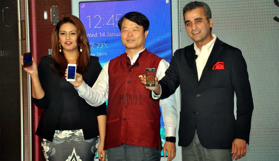 Samsung joins hands with Intel to secure Tizen smartphones