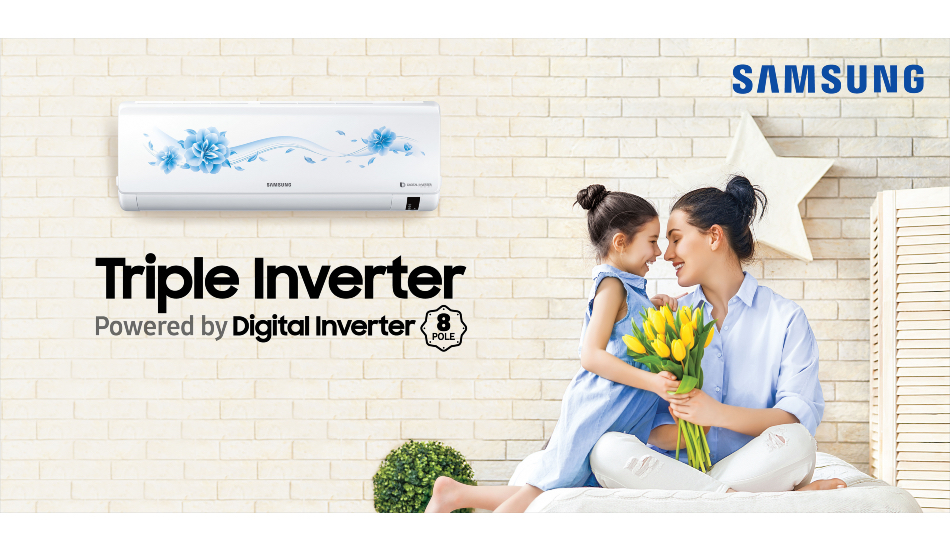 Samsung introduces a new line of Triple Inverter ACs in India, starts at Rs 45,400