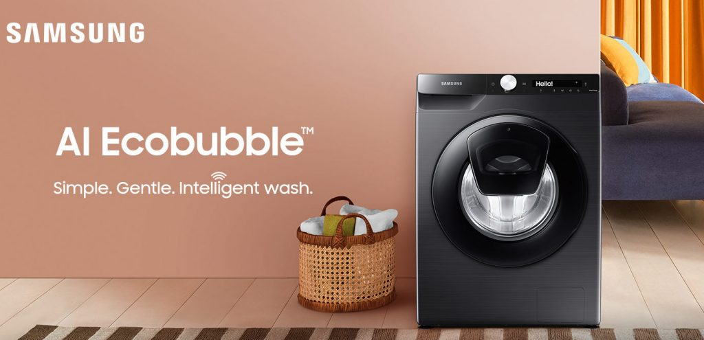 Samsung launches AI enabled bi-lingual washing machine range in India