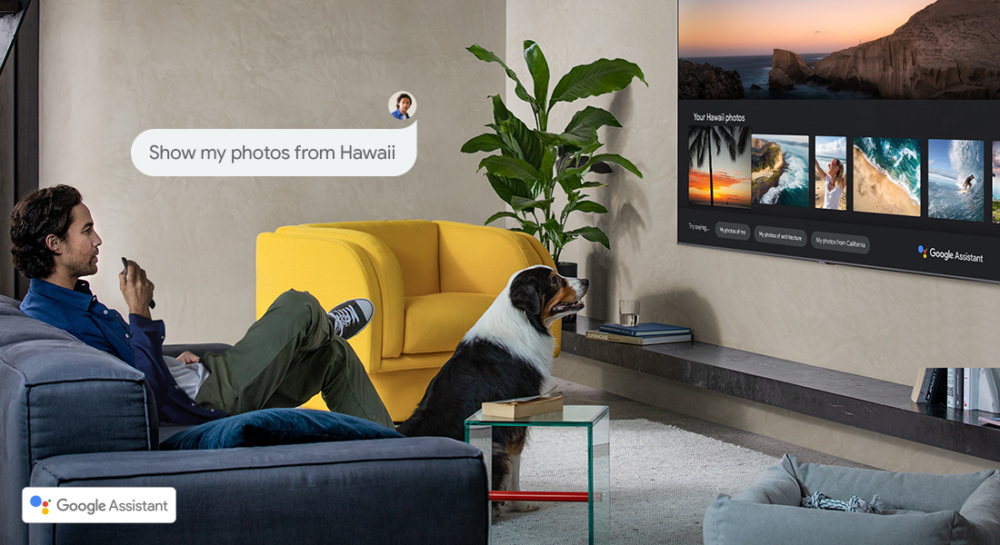 Samsung adds Google Assistant to its 2020 Smart TV lineup