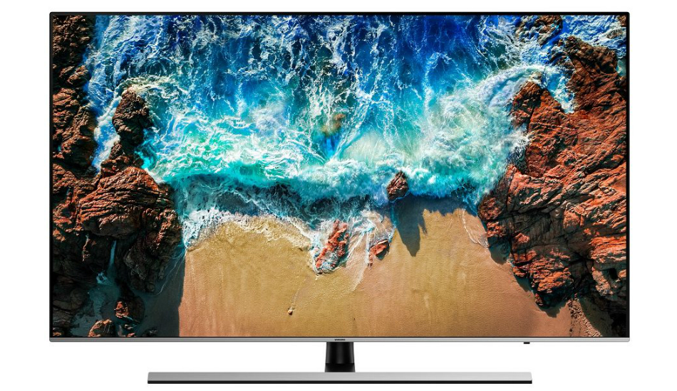 Samsung unveils 2018 QLED, UHD and Concert TVs in India, price starts at Rs 27,500