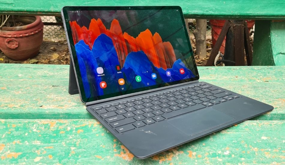 Samsung Galaxy Tab S7+ Review: A perfect all rounder