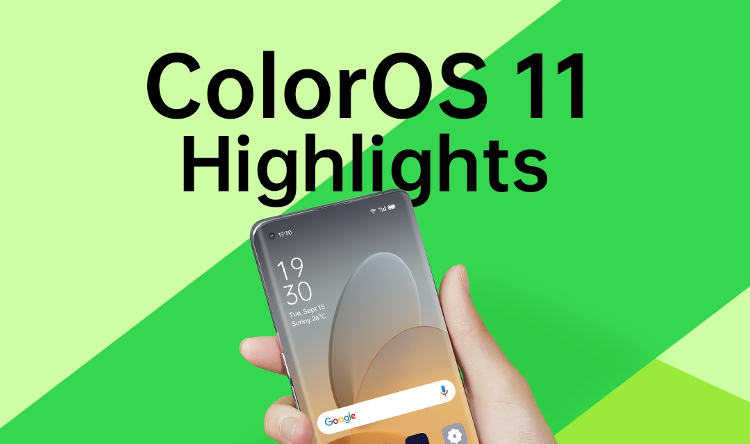 Oppo ColorOS 11 announced: Top 8 features