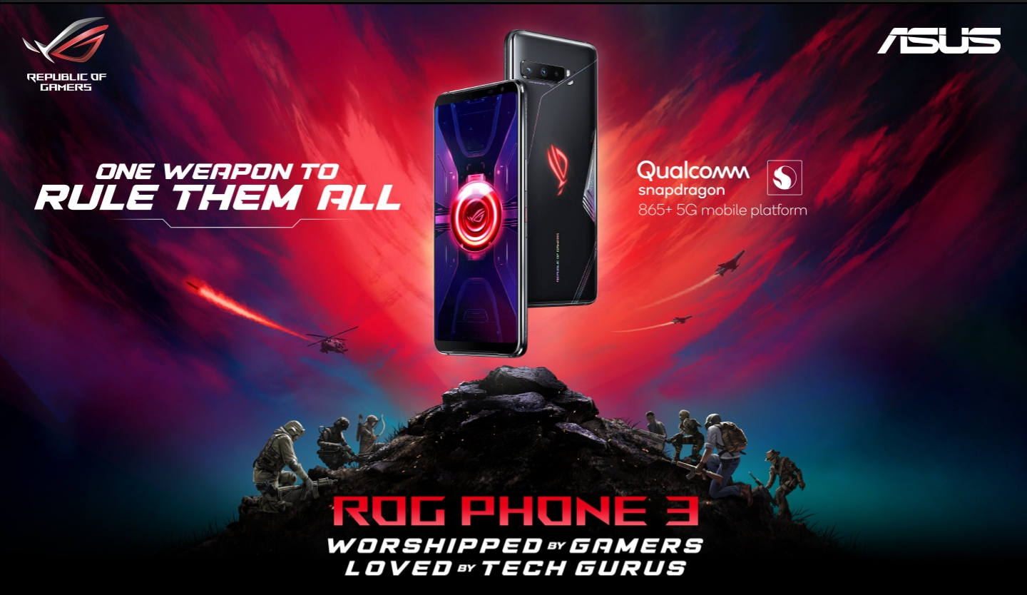 Asus launches a new ROG Phone 3 variant in India