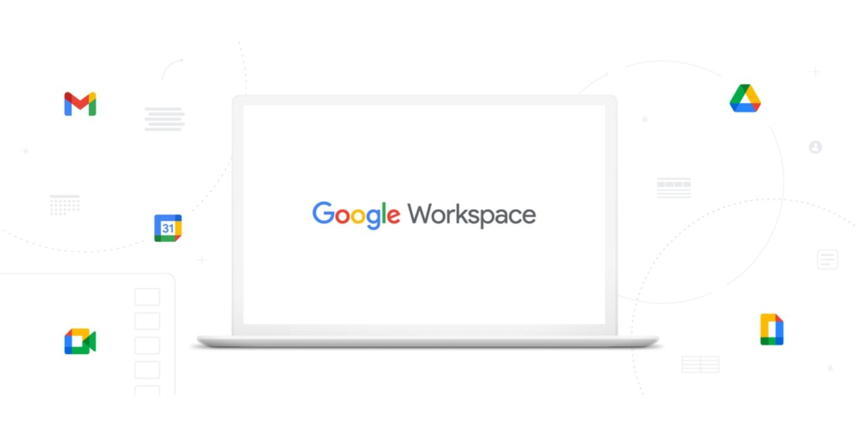 What is Google Workspace,  is Gmail, Calendar, Drive, Docs, Sheets, Slides, Meet part of it?