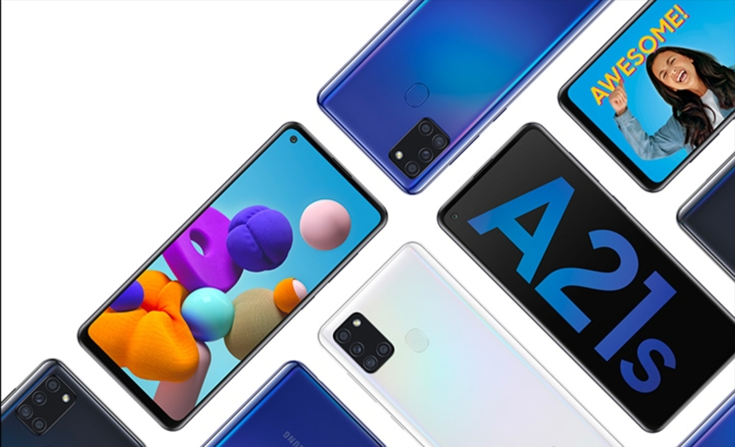 Samsung launches new variant of Galaxy A21S