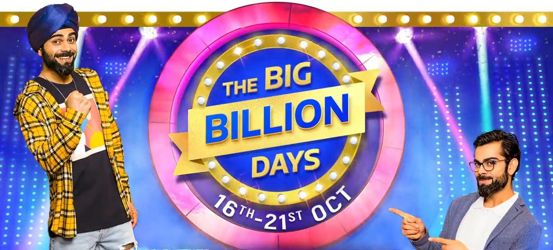 Flipkart Big Billion Days Sale: Top 5 Budget Smartphones Deals
