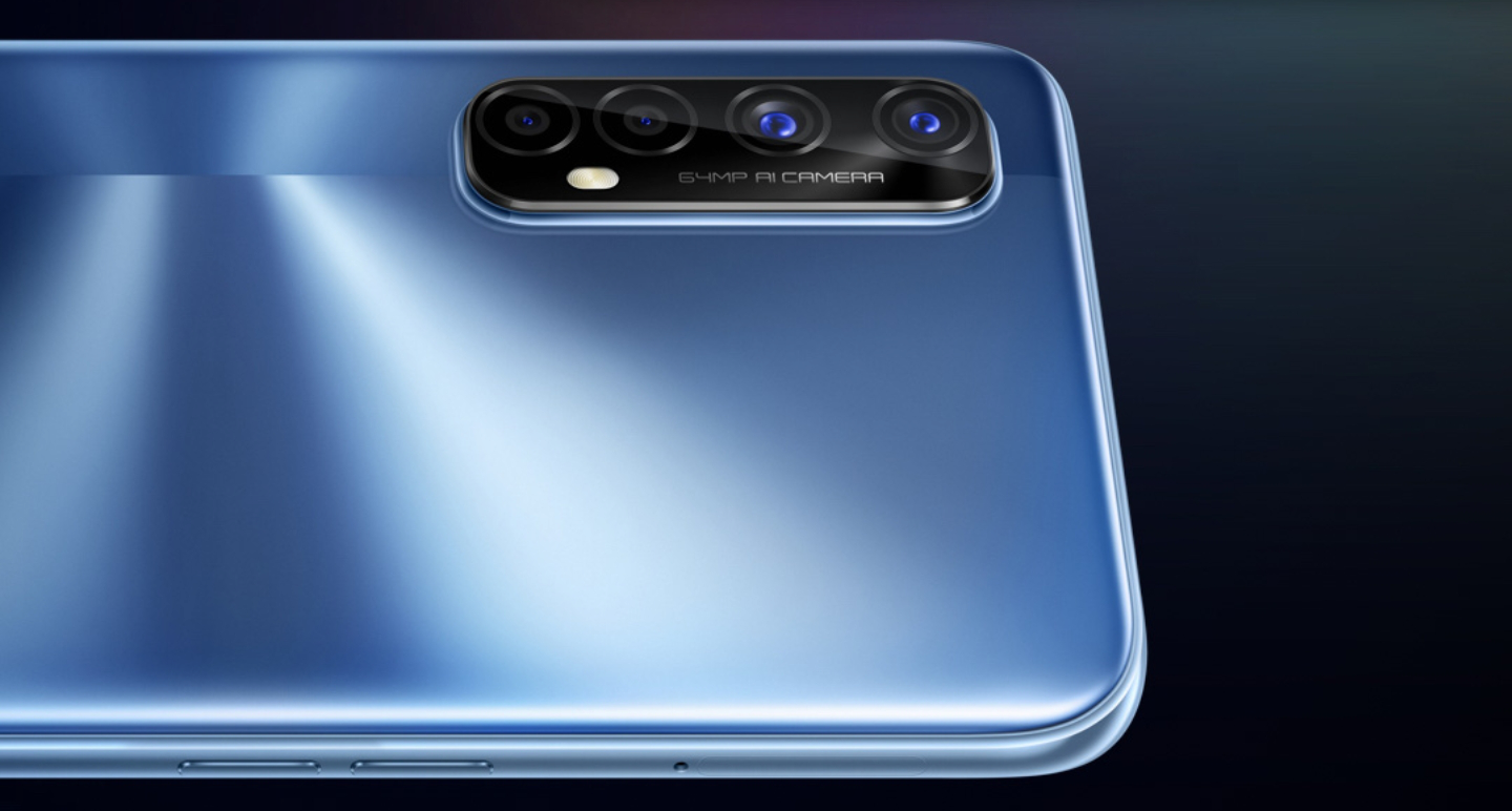 Realme 7 gets its first update with camera improvements and new features
