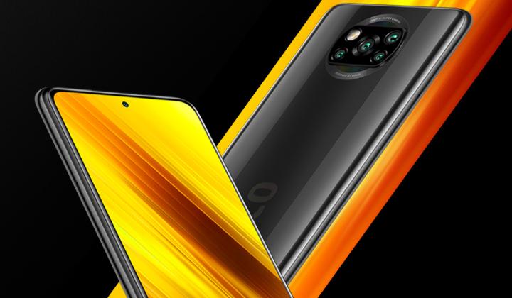 Poco X3 may have a 6000 mAh battery
