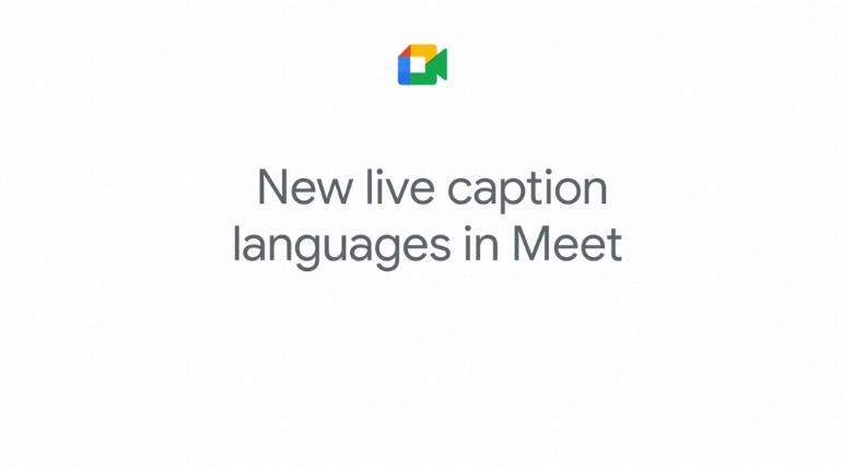 Google Meet adds support for more languages for live caption feature