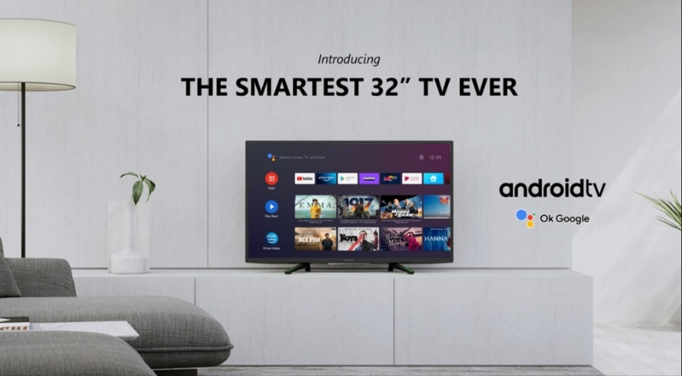 Sony launches Android-powered 32-inch Smart TV in India