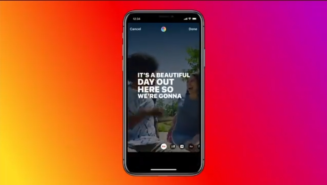 Instagram rolls out Captions feature for Stories, will also be available for Reels in future