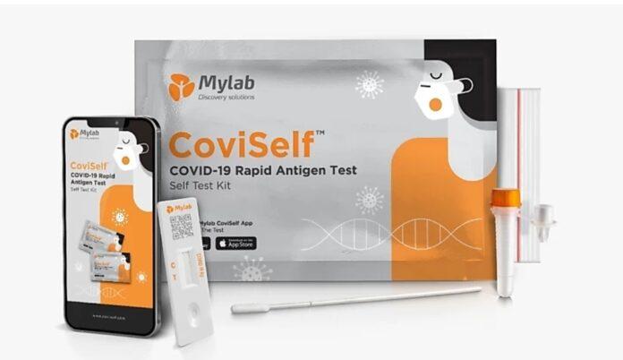 Flipkart starts selling Coviself Covid self-testing kit