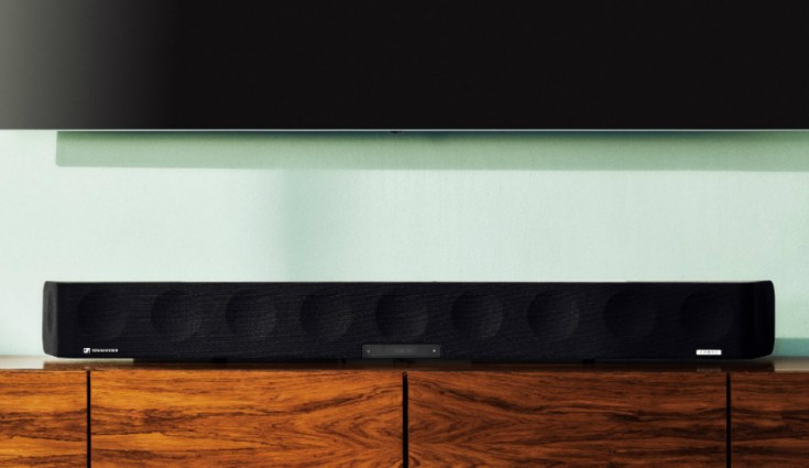 Sennheiser AMBEO soundbar with 3D audio technology launched in India