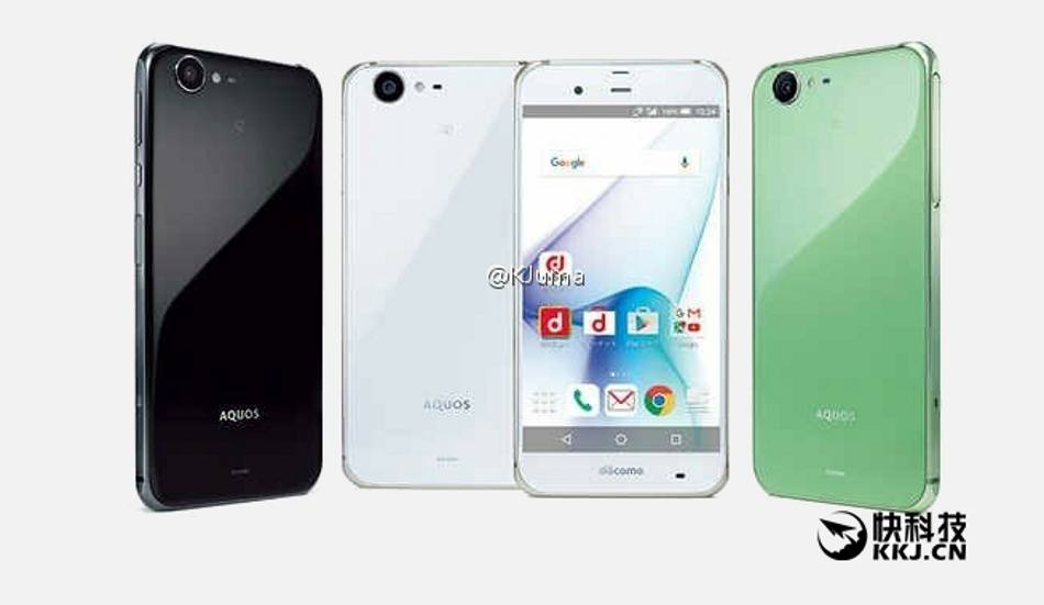 Sharp Aquos Zeta with 22.6MP Ricoh certified camera in works