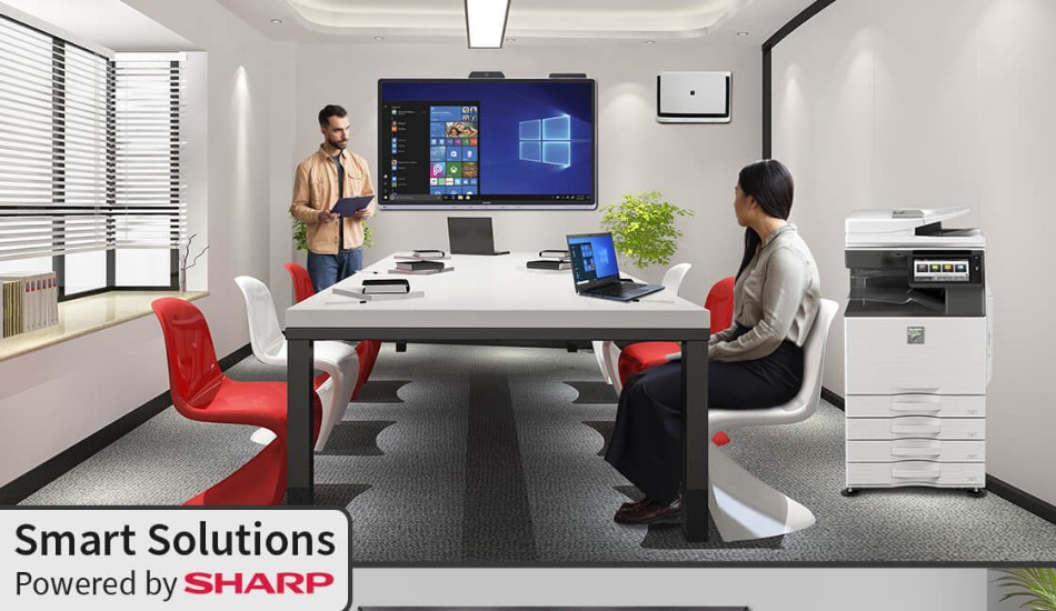 Sharp announces its Smart Office and Smart Home Solutions for 2021
