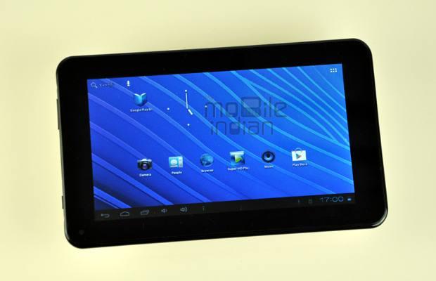 Tablet review: Simmtronics Xpad X720
