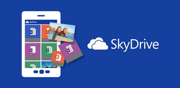 Microsoft SkyDrive app now on Android