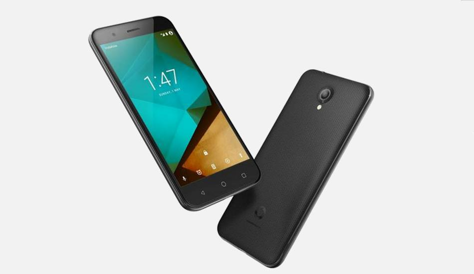 Vodafone Smart Prime 7 with HD display, Android Marshmallow launched