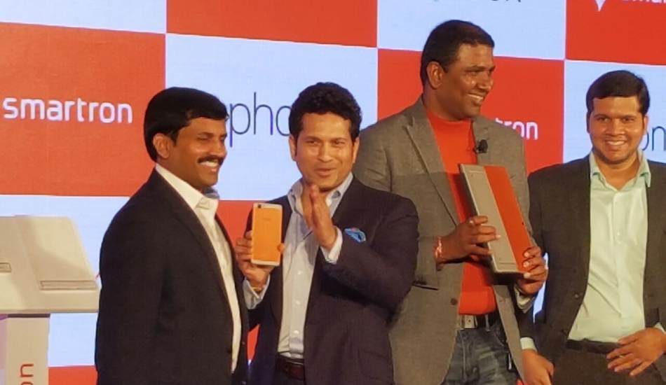 Smartron tphone P Gold Edition launched