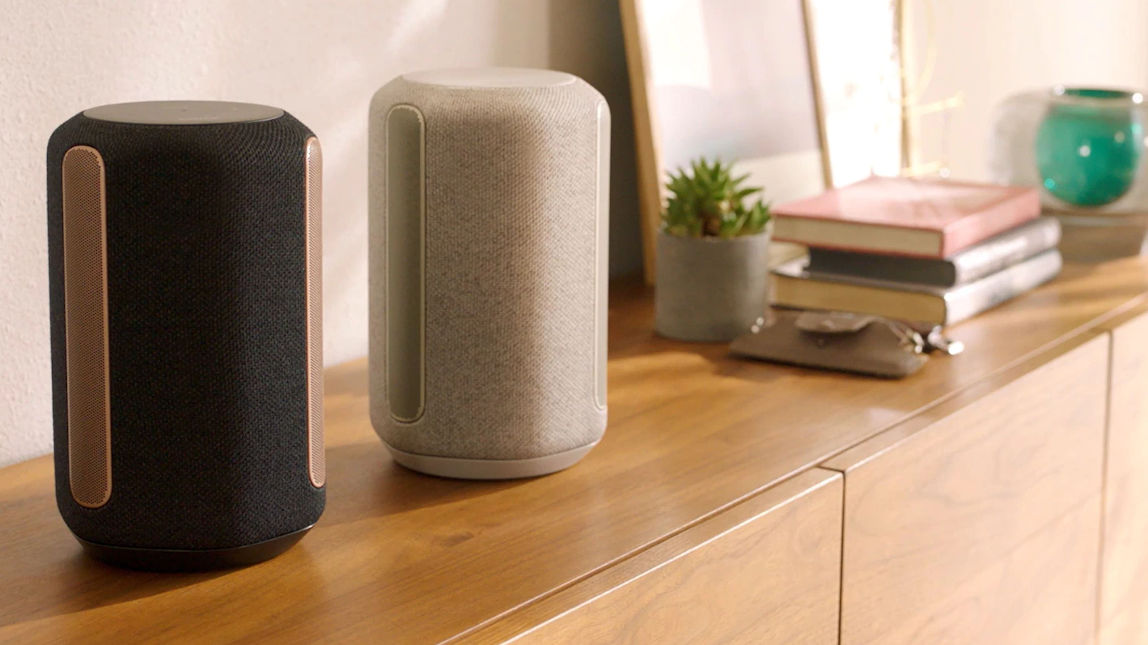 Sony SRS-RA3000 wireless speaker with built-in 360 Reality Audio launched in India