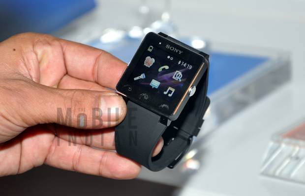 Sony SmartWatch 2: First look