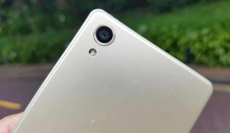 Sony Xperia X camera test