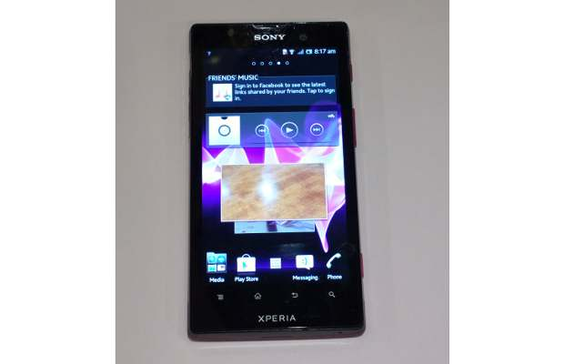 First Look: Sony Xperia Ion
