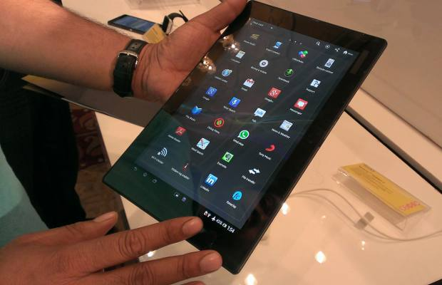 How to add a keyboard and mouse to your tablet