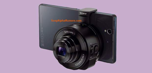 Sony to release detachable cameras lenses for smartphones, tablets