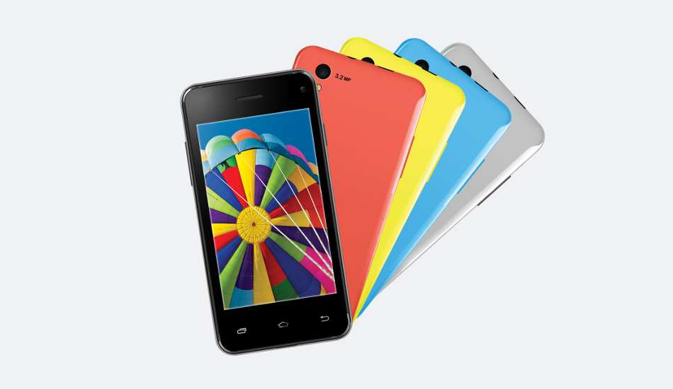Spice Mobiles Stellar 431 with just 512 MB RAM launched for Rs 3,499