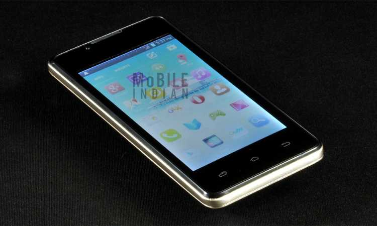Spice Stellar Glide Mi-438 Review: Smart and cost effective