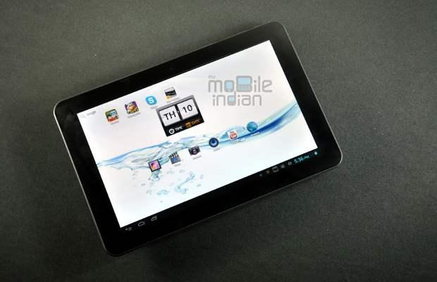 Tablet review: Spice Stellar Pad Mi 1010