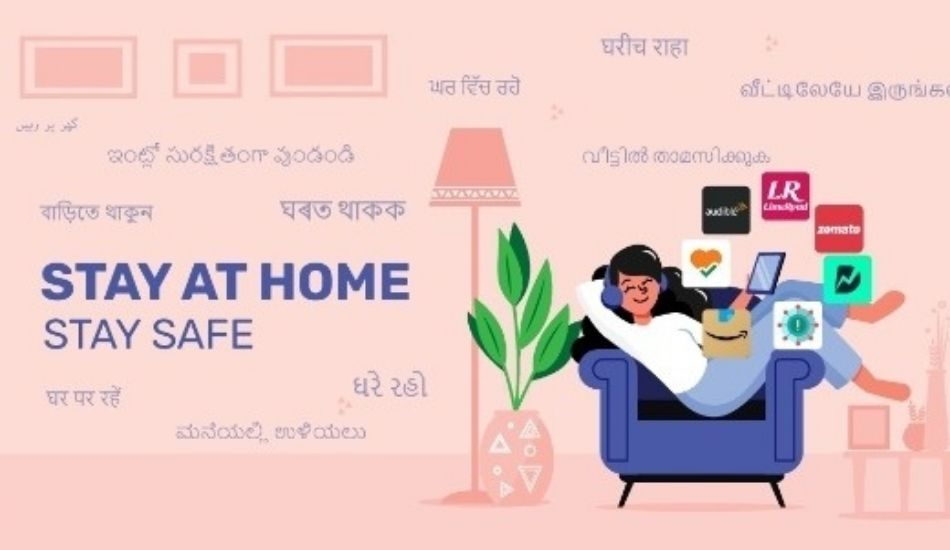 Indus App Bazaar April monthly collection brings 'Stay At Home' apps