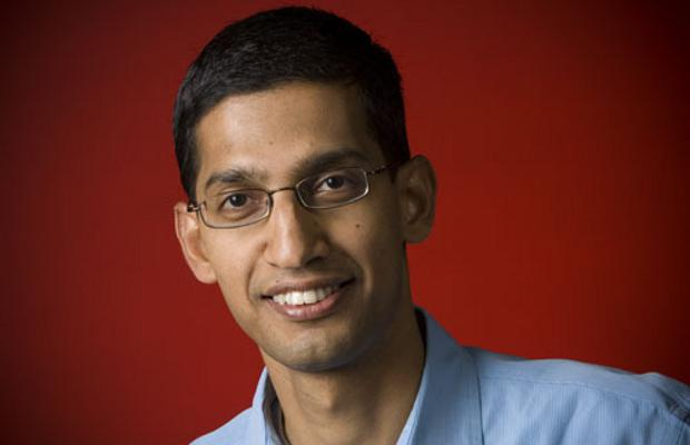 Google's Pichai open to working with Apple on more projects