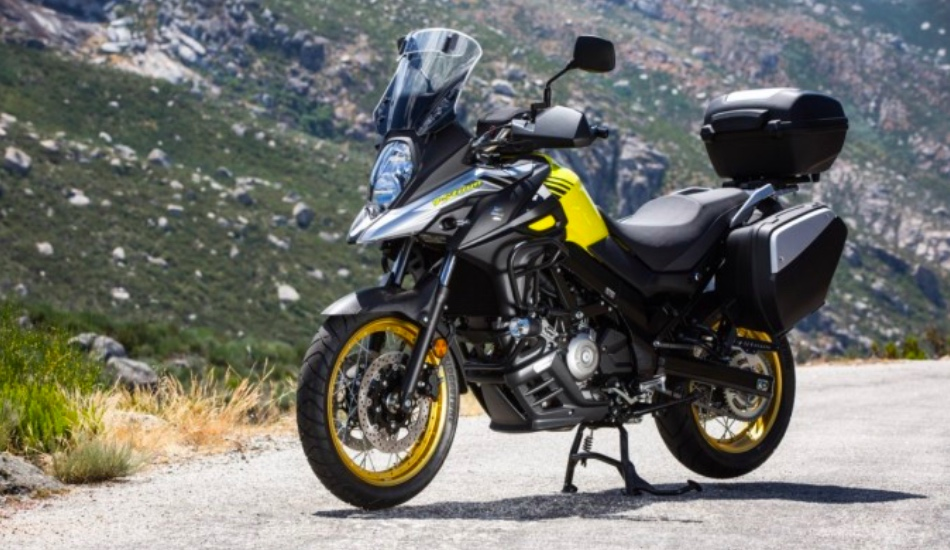 Suzuki V-Strom 650 XT to launch in India this July