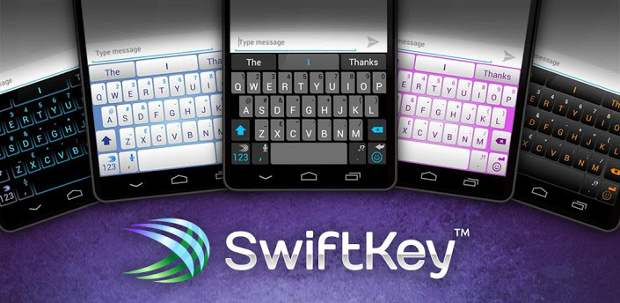 SwiftKey for Android now allows toolbar customization, new UI for beta users