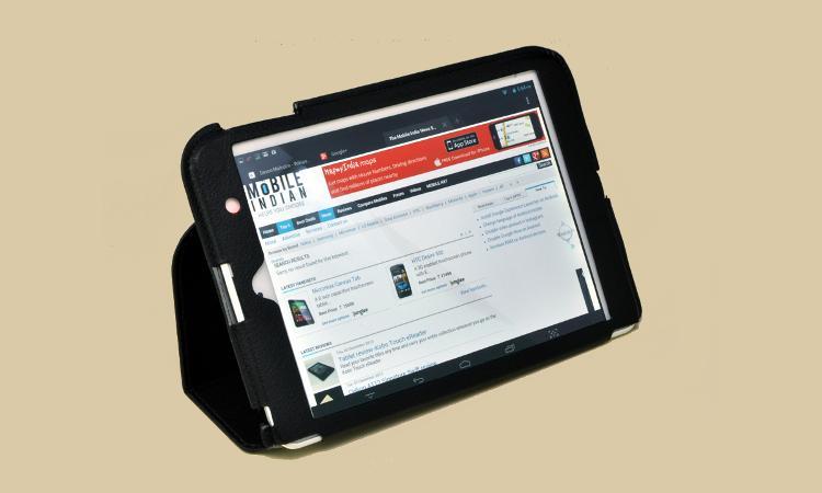 Swipe MTV Slate review: A well balanced tablet