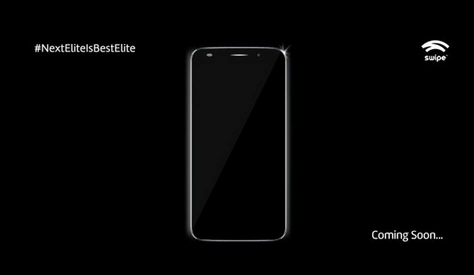 Swipe to launch new Elite-series smartphone in coming days